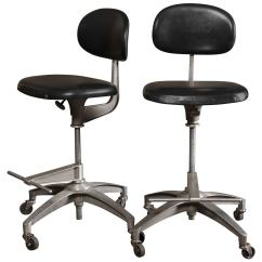 Shaw Walker Chair Accent Chairs Under 50 Original Vintage Drafting Stools At 1stdibs
