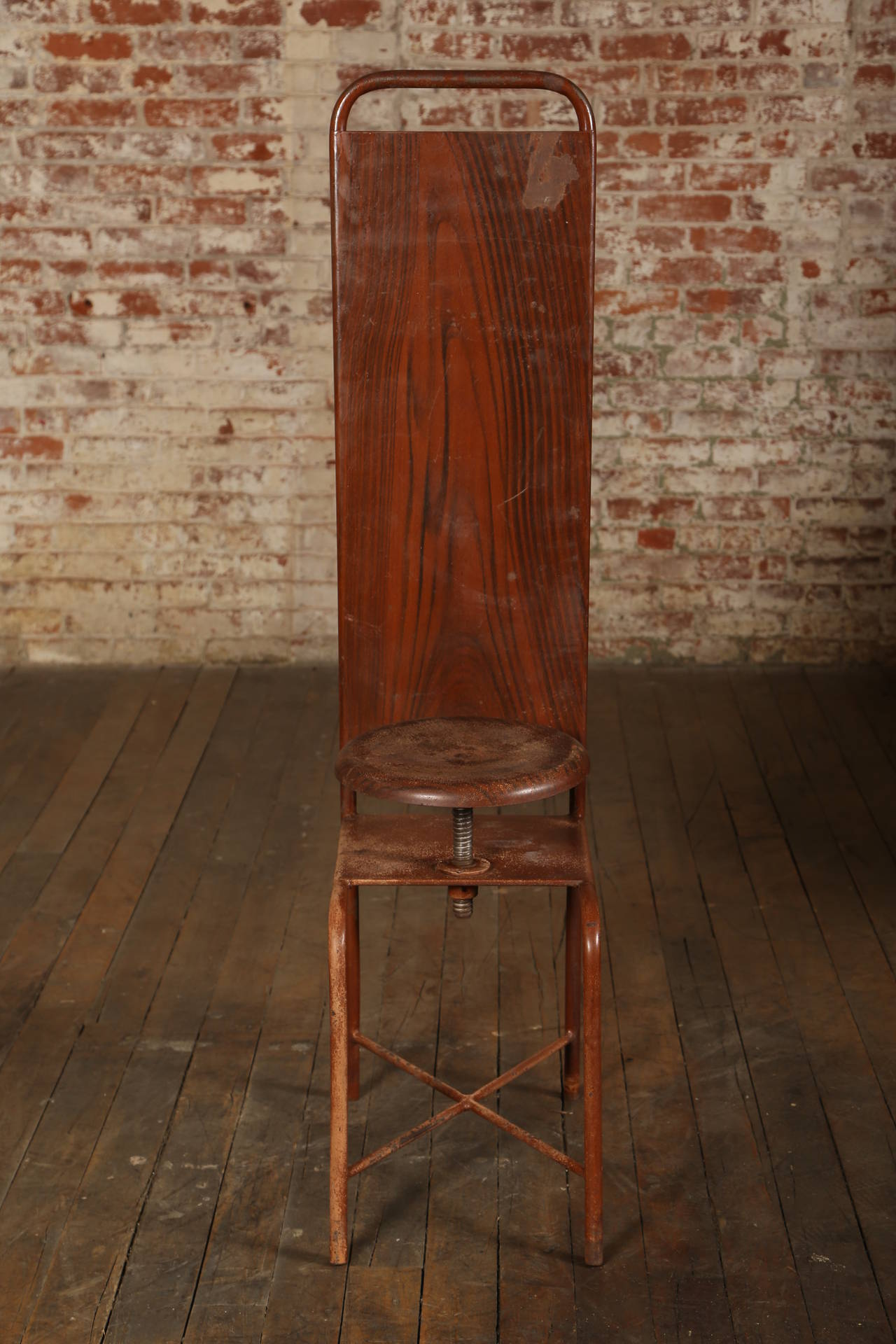 united chair medical stool best for standing desk original vintage adjustable or at 1stdibs