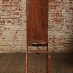 United Chair Medical Stool Bliss Zero Gravity Original Vintage Adjustable Or At 1stdibs