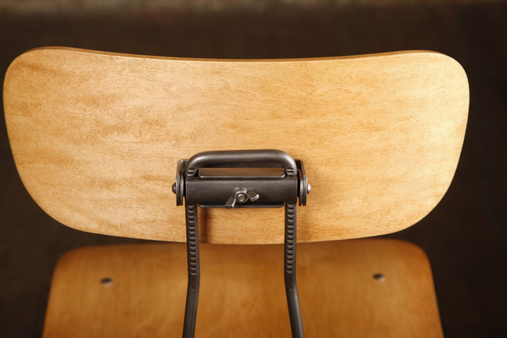 united chair medical stool osha requirements original vintage, american made adjustable toledo bar at 1stdibs