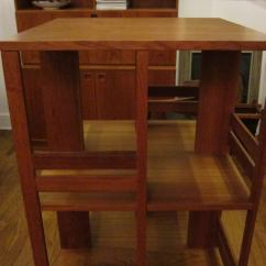 Teak Wood Revolving Chair King Throne For Sale Bookcase Display Case By Lovig At 1stdibs