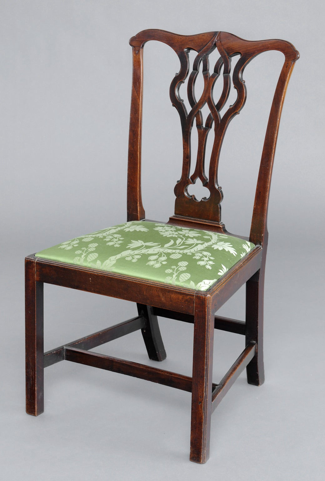 antique dining chair leg styles compact folding english chippendale side for sale at 1stdibs