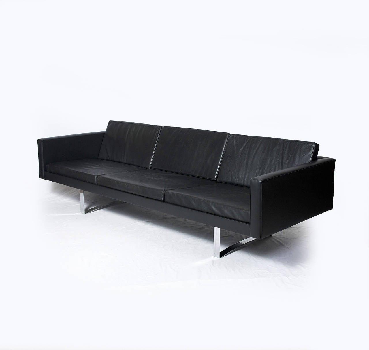 custom sofa los angeles ca sofas for sunrooms bodil kjaer leather at 1stdibs