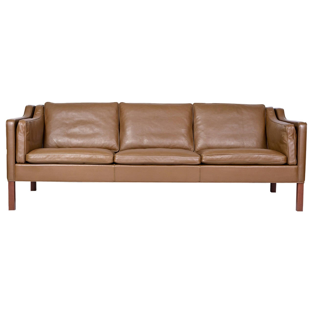 borge mogensen sofa model 2209 donde comprar sofas baratos en vizcaya 2213 three seat leather at 1stdibs