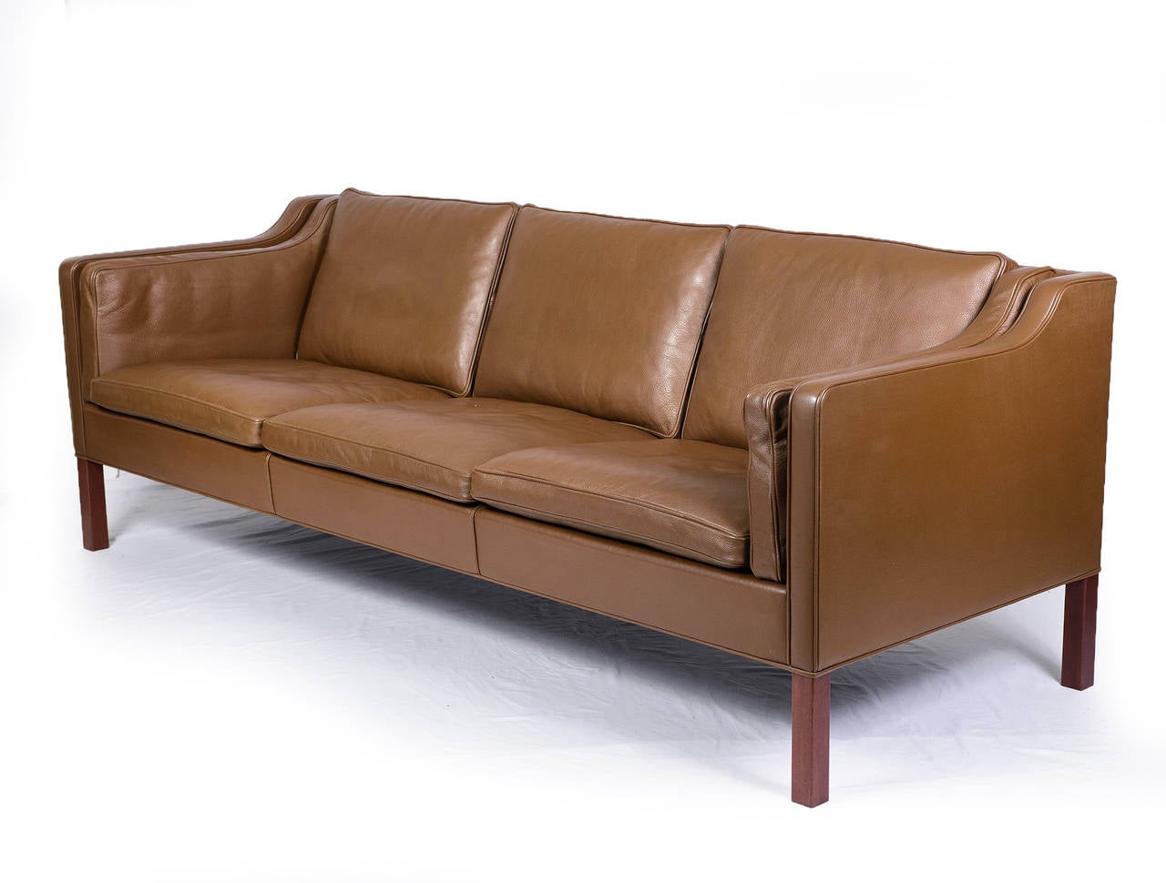 borge mogensen sofa model 2209 what leather is best for sofas 2213 three seat at 1stdibs