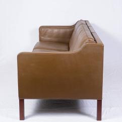 Borge Mogensen Sofa Model 2209 Deals Sydney 2213 Three Seat Leather At 1stdibs