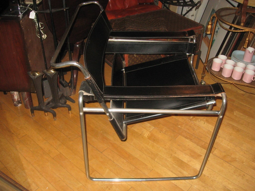breuer chairs for sale reupholster dining room chair pr of vintage marcel wassily at