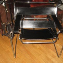 Breuer Chairs For Sale Used Dining Pr Of Vintage Marcel Wassily At