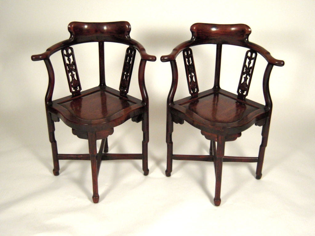 stool chair hong kong elegant folding chairs set of 8 19th c chinese rosewood or mu wood dining