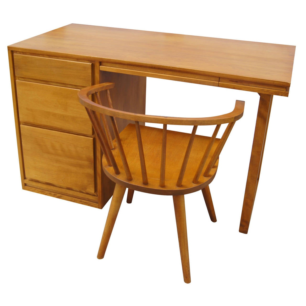 small ball chair wheel on rent in delhi desk and by russel wright for conant at