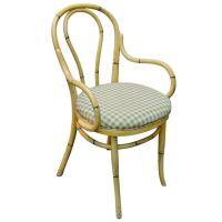 Thonet Bentwood Armchair-signed at 1stdibs