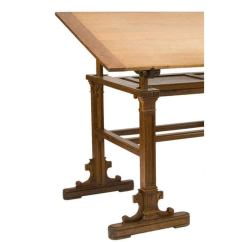 Drafting Table Chair Height Bernhard Review 19th Century French Architectural At 1stdibs