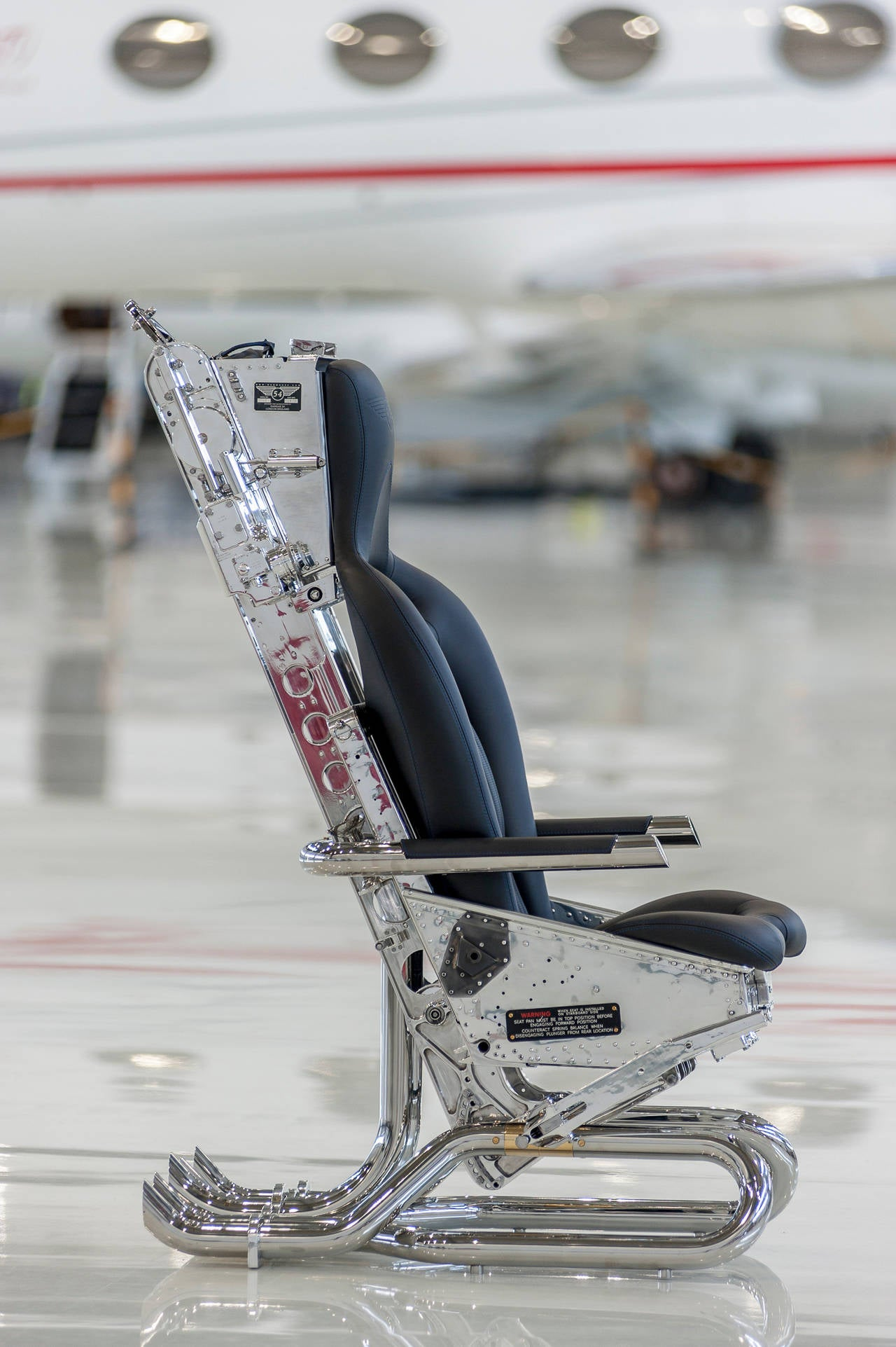 ejection seat office chair small kitchen table and chairs target martin baker mk3 black edition for