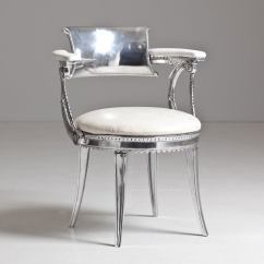 Custom Made Throne Chairs White Side Chair A Rare Pair Of Dorothy Draper Designed At 1stdibs