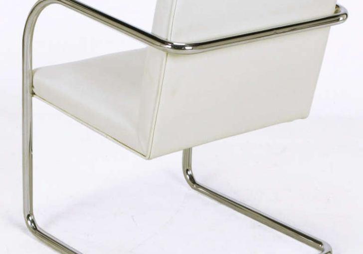 Thonet Chrome Chairs