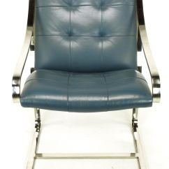 Steel Lounge Chair Back Support Pillow For Office Four Bert England Brueton Polished And Cadet