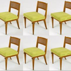 Cane Dining Chairs For Sale Active Sitting Chair Uk Six Walnut And Copper Empire