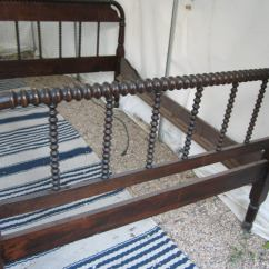 Spool Chair For Sale Tranquil Lift Antique Bed At 1stdibs