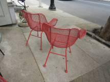 Russell Woodard Outdoor Sculptura Furniture 1stdibs