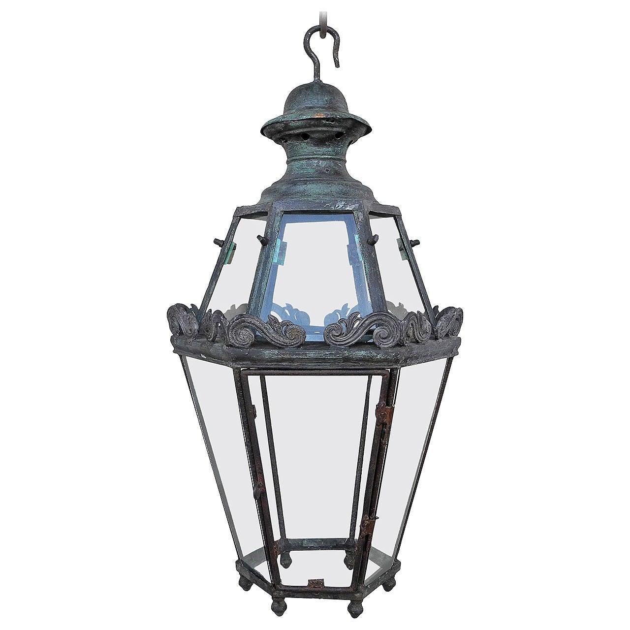 18th Century French Lantern at 1stdibs