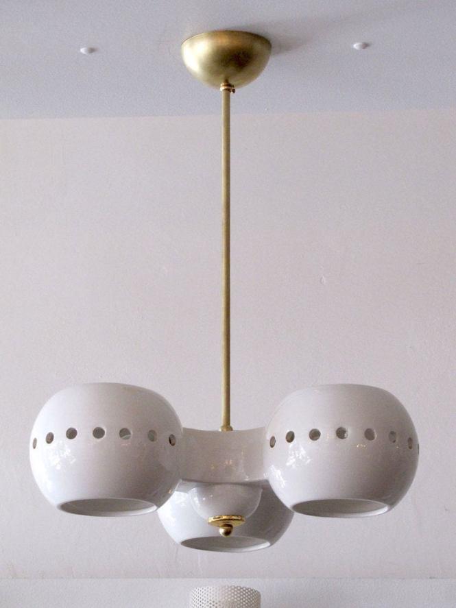 Ceramic Chandelier By Kaiser 2
