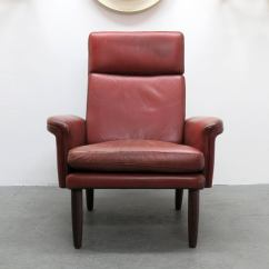 High Chairs On Sale Staples Red Leather Office Chair Danish Back Lounge For At 1stdibs