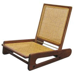 Canoe Chair Folding Chairs Padded Vintage At 1stdibs For Sale