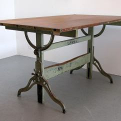 Drafting Table Chairs Pier One Imports Chair Covers Industrial At 1stdibs