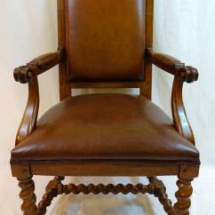 Ralph Lauren Chair Lawn Rocker Set Of Six 20th Century Dining Chairs By At