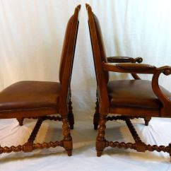 Ralph Lauren Chair Office Lowes Set Of Six 20th Century Dining Chairs By At