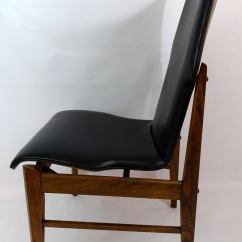 Mid Century Modern Side Chair Revolving Visitor Circa 1960 At 1stdibs