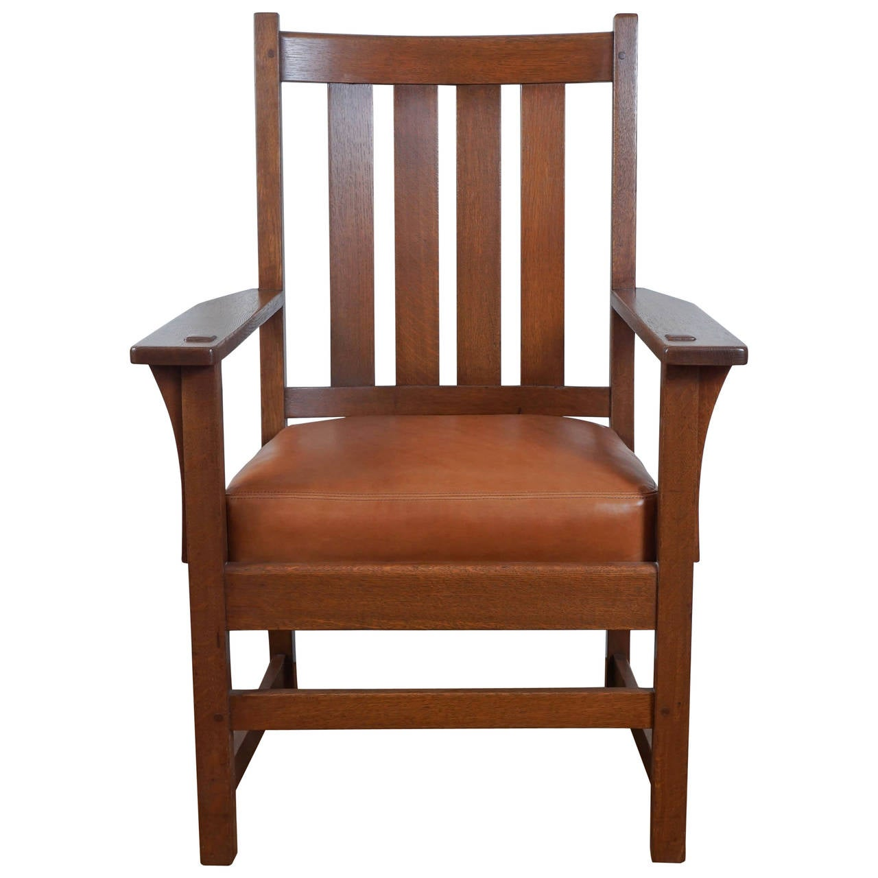 Stickley Chair Stickley Armchair For Sale At 1stdibs