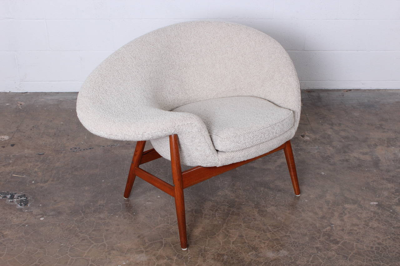 fried egg chair wheelchair transport singapore quotfried quot by hans olsen at 1stdibs
