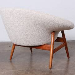 Fried Egg Chair Folding Chairs For The Beach Quotfried Quot By Hans Olsen At 1stdibs