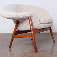 Fried Egg Chair Childrens Folding Table And Chairs Quotfried Quot By Hans Olsen At 1stdibs