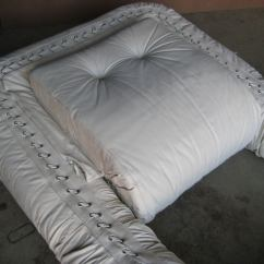 Anfibio Leather Sofa Bed How To Measure A For Slipcovers Convertible Chair By Alessandro Becchi ...