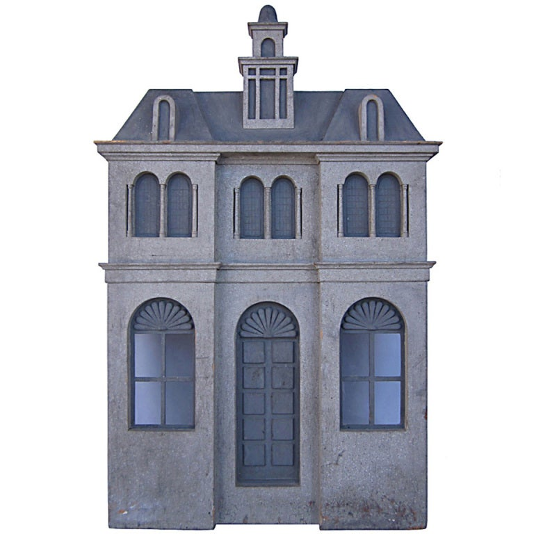 Architectural Building Facade at 1stdibs