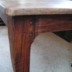 French Country Farm Table And Chairs Recliner Sleeper Chair For Sale At 1stdibs