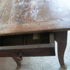 French Country Farm Table And Chairs Chair Legs Wood For Sale At 1stdibs