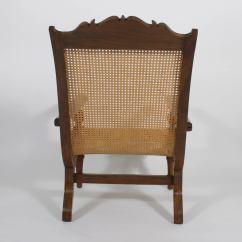 British Colonial Chair Adirondack Photo Frame Favors Pair Of Planters Or Plantation Chairs At