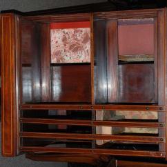 Revolving Chair Repair In Jaipur Carpet Mat For Hardwood Floor Antique English Bookcase C 1879 80 At 1stdibs