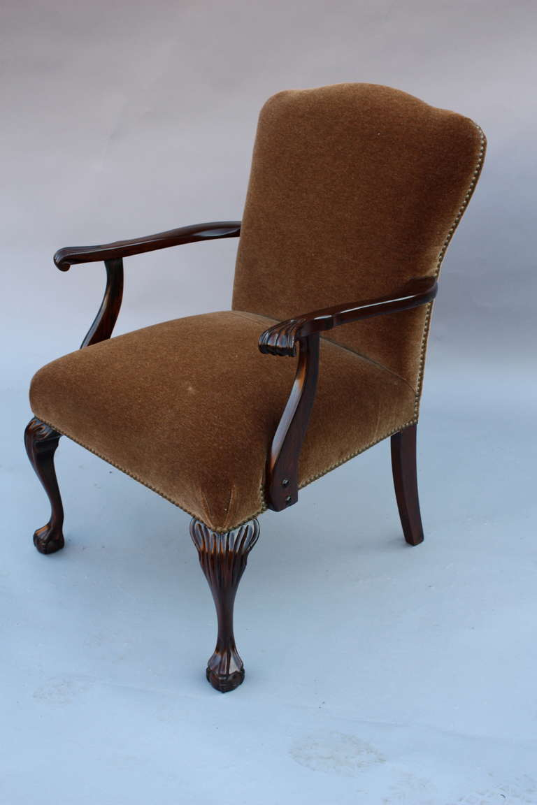1920s Spanish Revival Side Chair at 1stdibs
