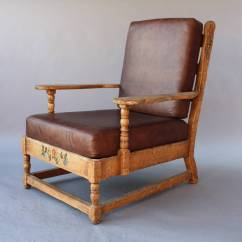 Big Chairs For Sale Best Camp Chair Backpacking Large Monterey Armchair With Leather Seat At 1stdibs
