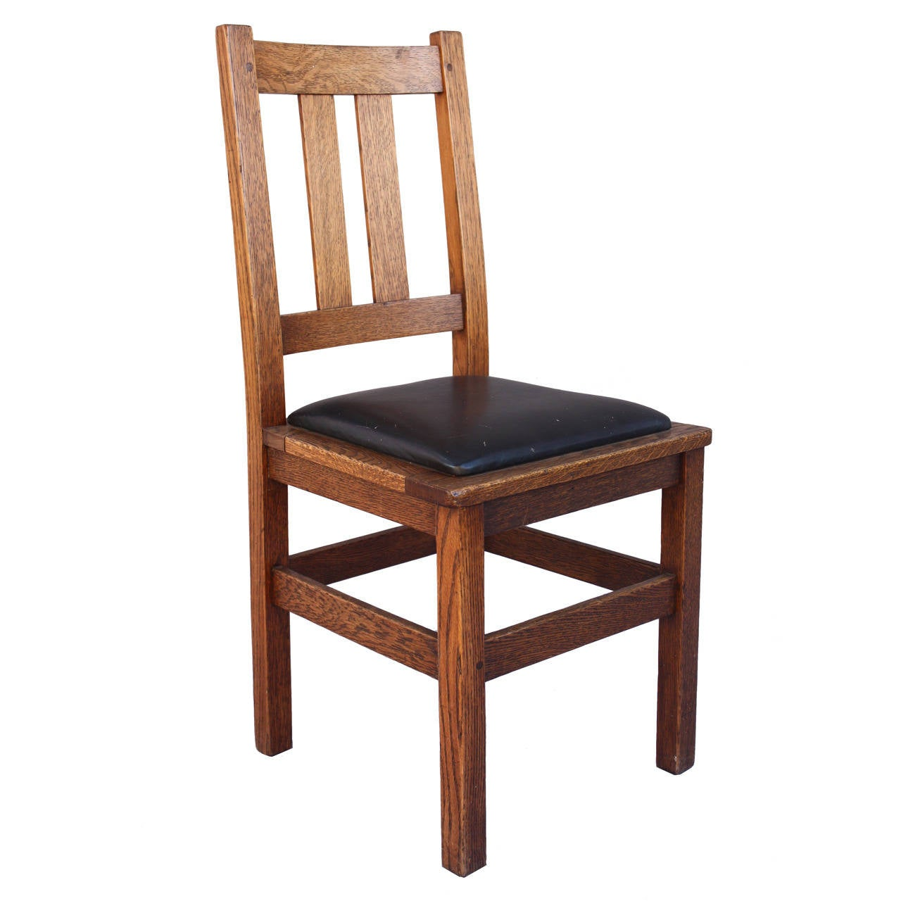 Stickley Chair Stickley Brothers Side Chair At 1stdibs