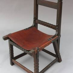 Sling Chairs For Sale Hanging Chair Under $200 Monterey Old Wood Finish At 1stdibs