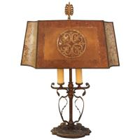 1920s Elegant Spanish Revival Table Lamp at 1stdibs