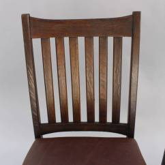 Mission Chairs For Sale Computer Chair Deals Antique Pair Of Lifetime Art And Crafts Side
