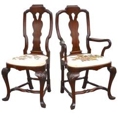 Queen Anne Dining Chair Sex Reviews Fourteen American Revival Chairs For