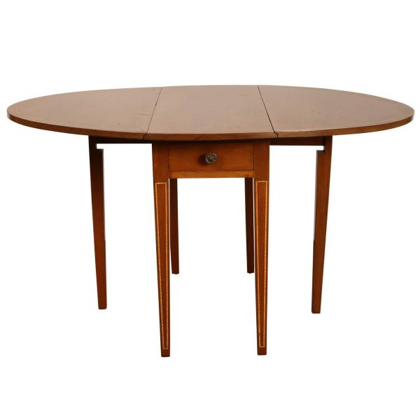 Hepplewhite Style Pembroke Table 1stdibs