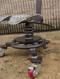 Steampunk Office Chair by Cynthia Wynn at 1stdibs